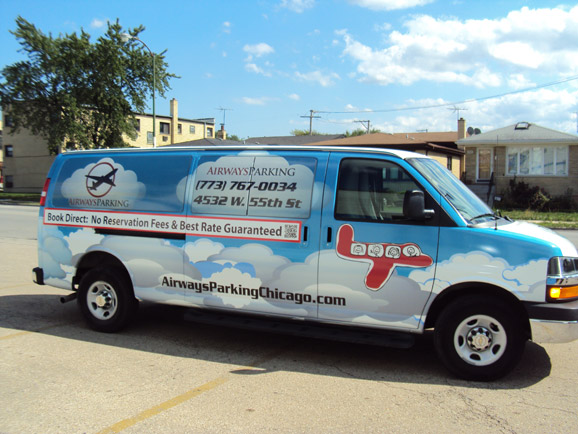 Vehicle wraps to partial vehicle wraps