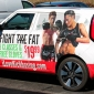 iLoveKickBoxing - Car Wrap