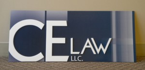 Interior Corporate Graphcis and Signs for Chicago