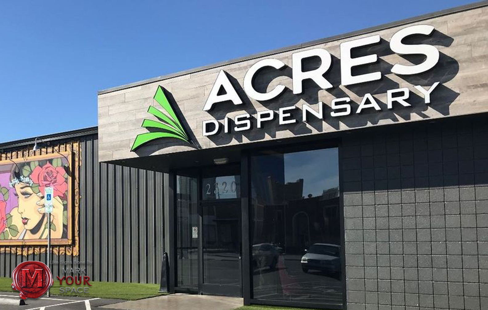 Custom Commercial Signs in Aurora