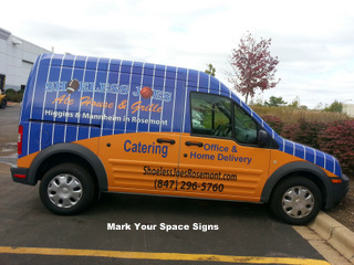 Use Vehicle Wraps to Advertise Your Chicago Restaurant