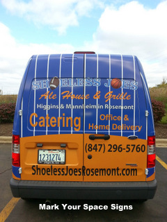 Vehicle Wraps Advertise From all Sides!